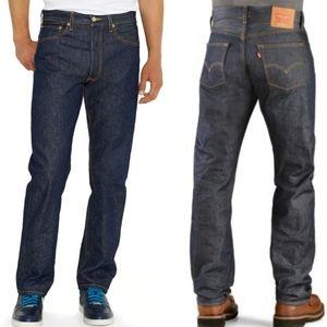 NWOT LEVI'S 501 Original Shrink-to-Fit denim jeans